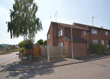 Thumbnail 1 bed end terrace house to rent in Herblay Close, Yeovil