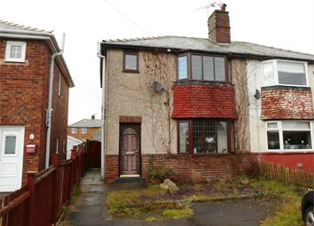 Thumbnail 3 bed semi-detached house for sale in Raymoth Lane, Worksop, Nottinghamshire