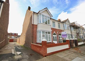 Thumbnail 3 bed end terrace house for sale in Kipling Road, Portsmouth