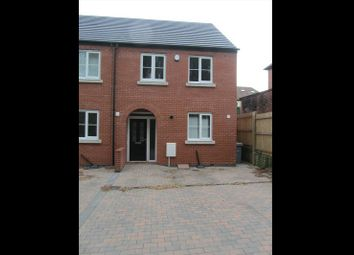 Thumbnail 2 bed end terrace house to rent in Lowe Avenue, Congleton