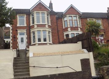 Thumbnail 4 bed terraced house for sale in Alexandra Road, Sixbells, Abertillery
