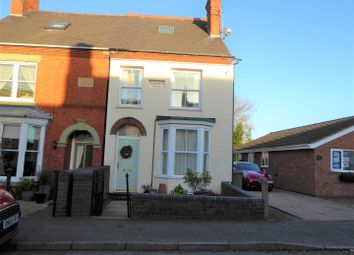 Thumbnail 4 bed detached house for sale in Ashby Road, Donisthorpe