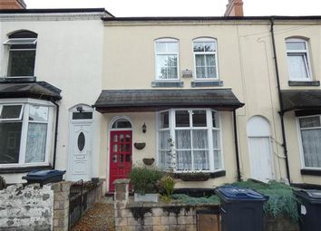 Thumbnail 3 bed terraced house to rent in Gladys Road, Yardley, Birmingham