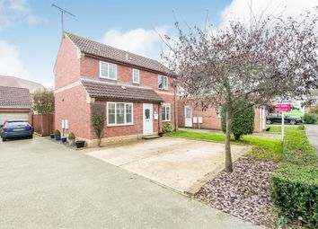 3 bed detached house for sale in Ditchingham Grove, Rushmere St. Andrew, Ipswich IP5