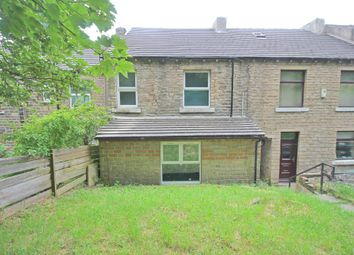 Thumbnail 1 bed terraced house to rent in Lowergate, Paddock, Huddersfield
