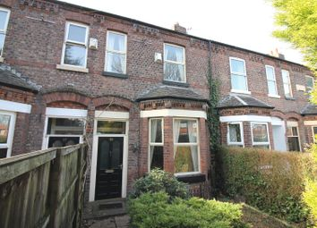 Thumbnail 3 bed terraced house for sale in Parsonage Road, Flixton, Urmston, Manchester