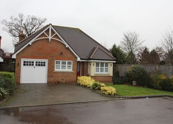 Thumbnail 2 bed detached bungalow for sale in Vicarage Close, Potters Bar
