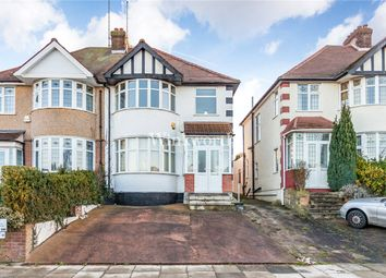 Thumbnail 3 bed semi-detached house to rent in Southfields, London