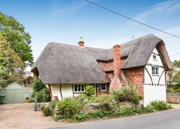 Thumbnail 3 bed detached house for sale in High Street, Long Wittenham
