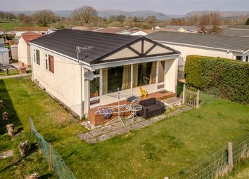 Thumbnail 2 bed mobile/park home for sale in 6 Sunny Haven, Howey, Llandrindod Wells