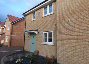 Thumbnail 2 bed semi-detached house for sale in Maple Gardens, Stotfold