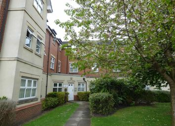 Thumbnail 2 bed flat for sale in New Belvedere Close, Stretford, Manchester