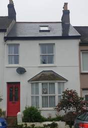 3 bed terraced house to rent in Tavy Road, Saltash PL12