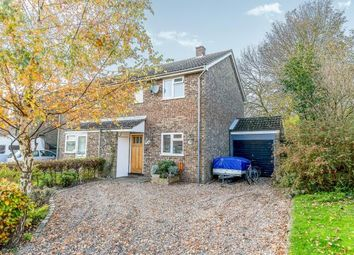 Thumbnail 3 bed semi-detached house for sale in Peveril Road, Greatworth, Northamptonshire, Uk