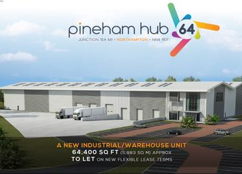 Thumbnail Industrial to let in Junction 15A M1, Northampton
