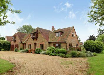 Thumbnail 4 bedroom detached house for sale in Upper Bolney Road, Harpsden, Henley-On-Thames
