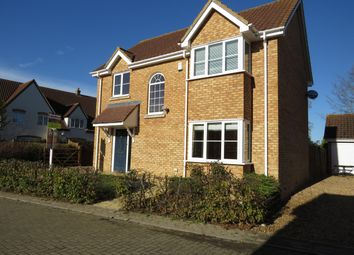 Thumbnail 4 bed property to rent in Harvest Close, Doddington, March