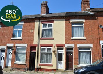 Thumbnail 2 bed terraced house for sale in Fleetwood Road, Clarendon Park, Leicester