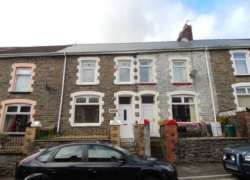 Thumbnail 3 bed terraced house to rent in Madeline Street, Pontygwaith, Ferndale