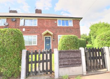 Thumbnail 2 bed flat for sale in Churston Avenue, Blackley, Manchester