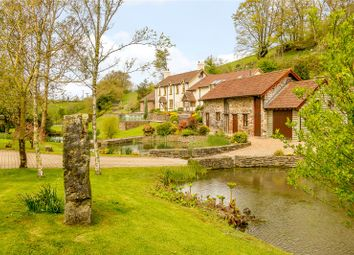 Thumbnail 5 bed detached house for sale in Swimbridge, Barnstaple, Devon