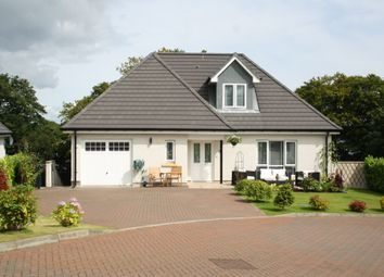 Thumbnail 4 bedroom detached house for sale in 13 Eastlands Park, Rothesay, Isle Of Bute