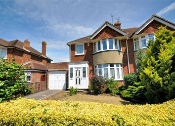 Thumbnail 3 bed semi-detached house for sale in Coningham Road, Reading, Berkshire