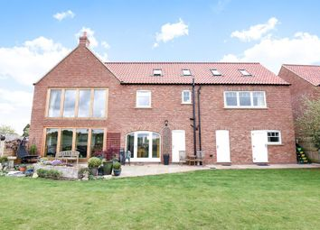 Thumbnail 5 bed detached house for sale in Manor Close, Hutton Cranswick, Driffield