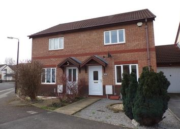 Thumbnail 2 bed semi-detached house to rent in Blaisdon, Weston-Super-Mare