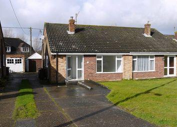 Thumbnail 2 bed bungalow to rent in Village Way, Hamstreet, Ashford