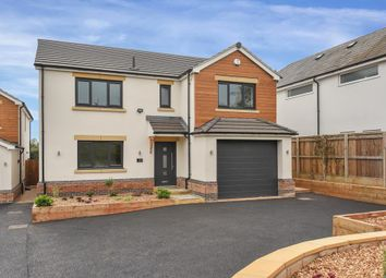 Thumbnail 4 bed detached house for sale in Cossington Lane, Rothley, Leicester