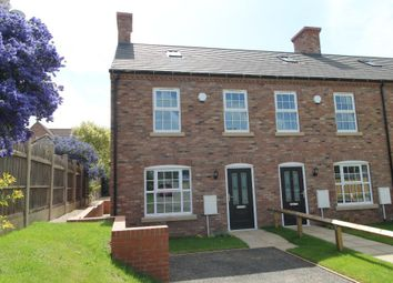 Thumbnail 3 bed town house for sale in Station Road, Thirsk