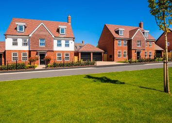 "Thumbnail 5 bedroom detached house for sale in ""India House"" at Wedgwood Drive, Barlaston, Stoke-On-Trent"
