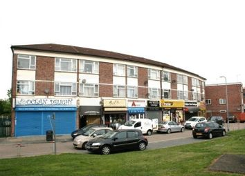 Thumbnail 2 bedroom flat to rent in Pettits Lane North, Romford