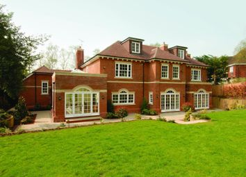 Thumbnail 7 bed detached house to rent in Hunters Dell, Shrubbs Hill Lane, Ascot, Berkshire