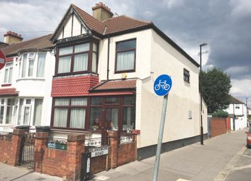 Thumbnail 3 bedroom end terrace house for sale in Gonville Road, Thornton Heath
