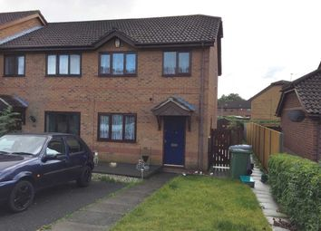 Thumbnail 3 bed semi-detached house for sale in Pimpernel Road, Horsford
