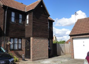Thumbnail 3 bed detached house for sale in Kilnfield, Ongar