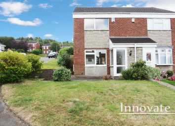 Thumbnail 3 bedroom property for sale in Lyde Green, Halesowen