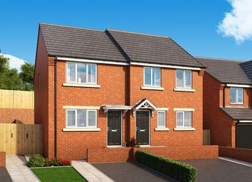 "Thumbnail 2 bed property for sale in ""The Cedar"" at Heathway, Seaham"