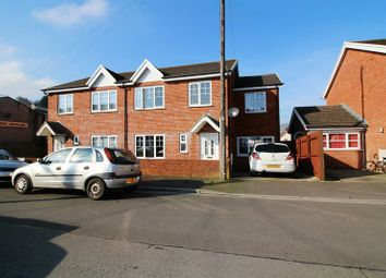 Thumbnail 4 bedroom semi-detached house for sale in Cwrt Y Ffoundri, Treforest, Pontypridd