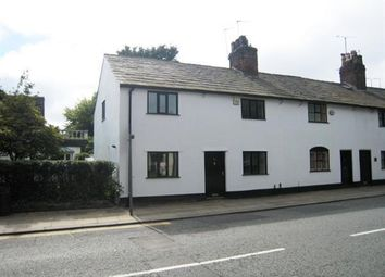 Thumbnail 3 bed terraced house to rent in Saddlecote, Barton Road, Worsley, Manchester