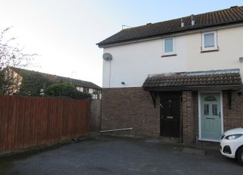 Thumbnail 2 bed terraced house for sale in Haybarn Close, Littlethorpe, Leicester