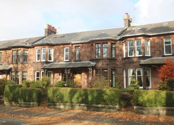 Thumbnail 3 bedroom terraced house to rent in Victoria Park Drive North, Glasgow