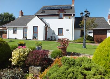 Thumbnail 3 bedroom detached house for sale in Liddeston Close, Liddeston, Milford Haven