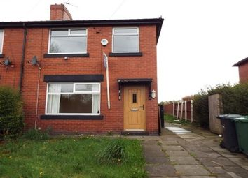 Thumbnail 3 bedroom semi-detached house to rent in George Street, Farnworth, Bolton