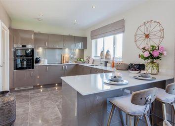 "Thumbnail 5 bedroom detached house for sale in ""Lockhart"" at Lasswade Road, Edinburgh"