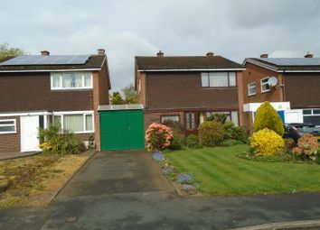 Thumbnail 4 bed property for sale in Bushfield Road, Albrighton, Wolverhampton
