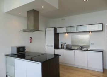 Thumbnail 2 bed flat to rent in Western Harbour Breakwater, Edinburgh