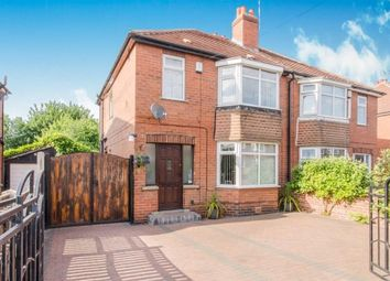 Thumbnail 3 bedroom semi-detached house for sale in Belle Isle Avenue, Wakefield